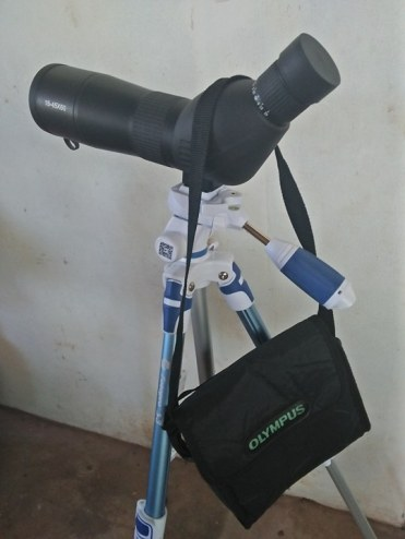 telescope and binocular